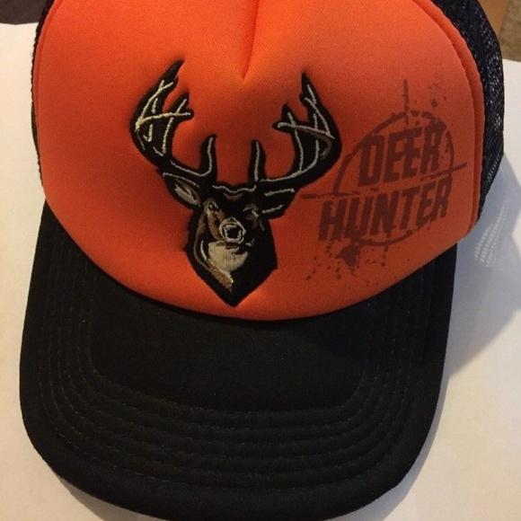 74395503090 Buck Wear Other - Buck Wear Deer Hunter Mesh back Snapback Hat